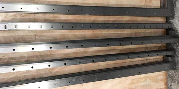 浅谈钨钢刀片的材质及加工速度