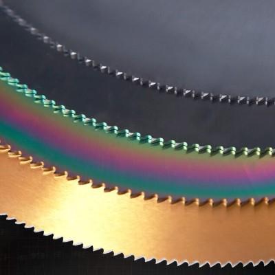 高速钢锯片/HSS圆锯片/M42含钴锯片/切割不锈钢锯片